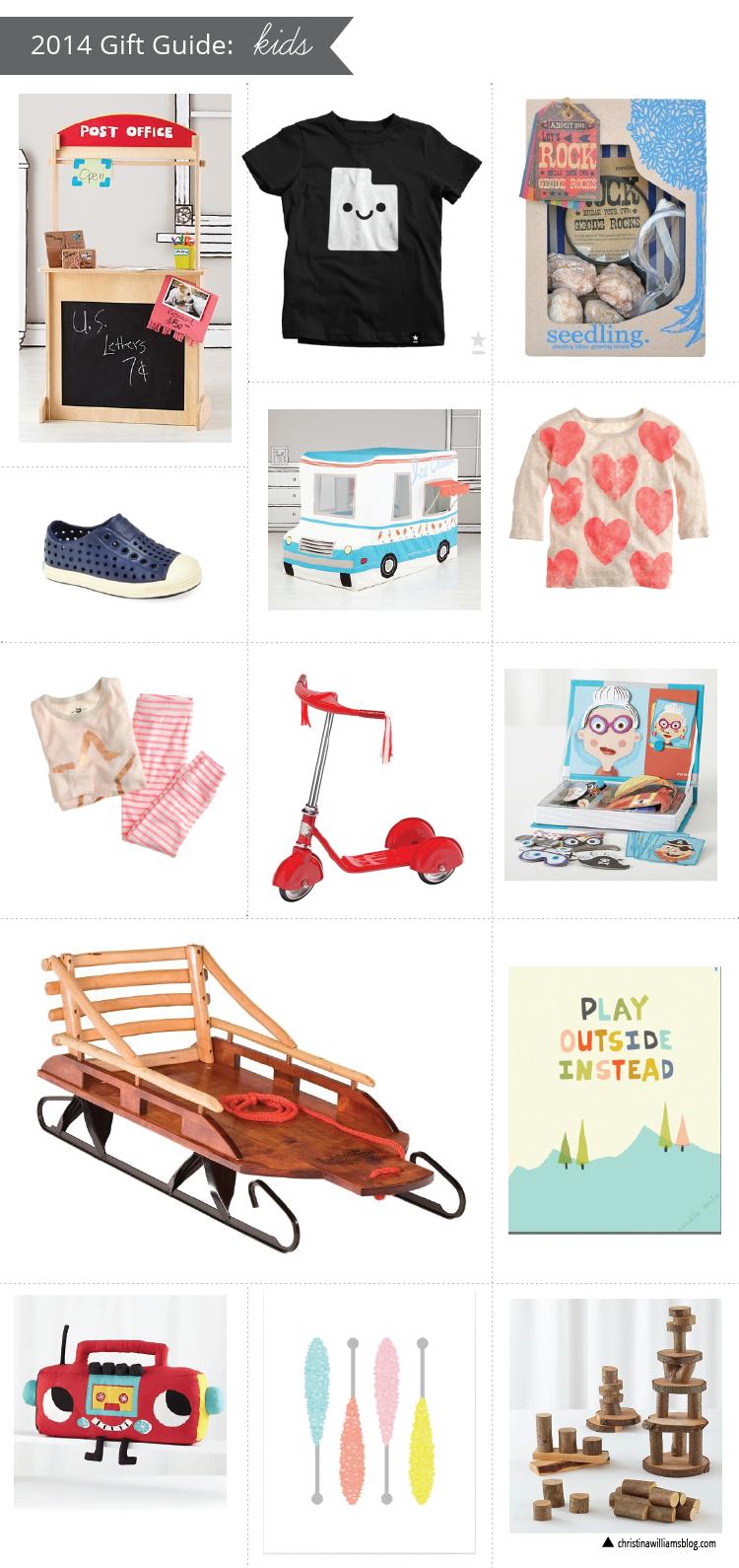 2014 Gift Guide - Kids