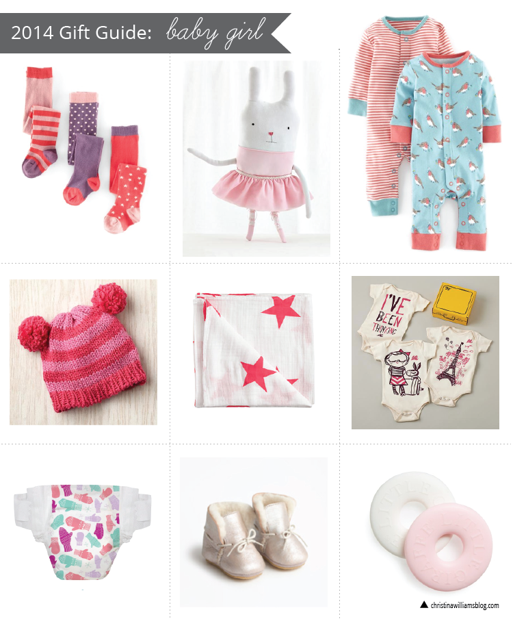 2014 Gift Guides Baby Girl
