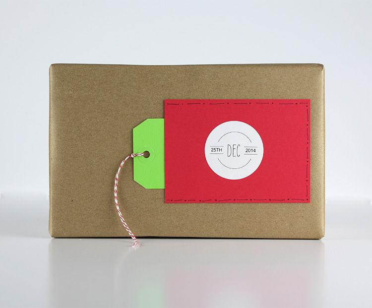 Gift Tag Pocket