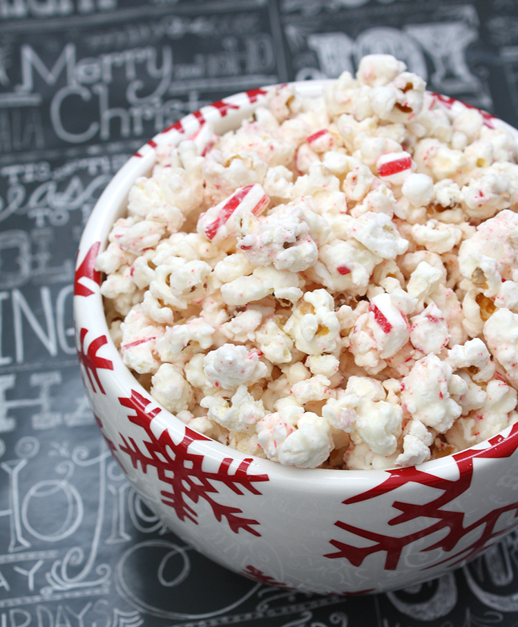 Peppermint Popcorn