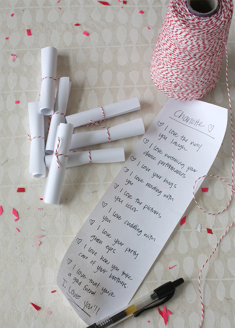 Valentine Scrolls