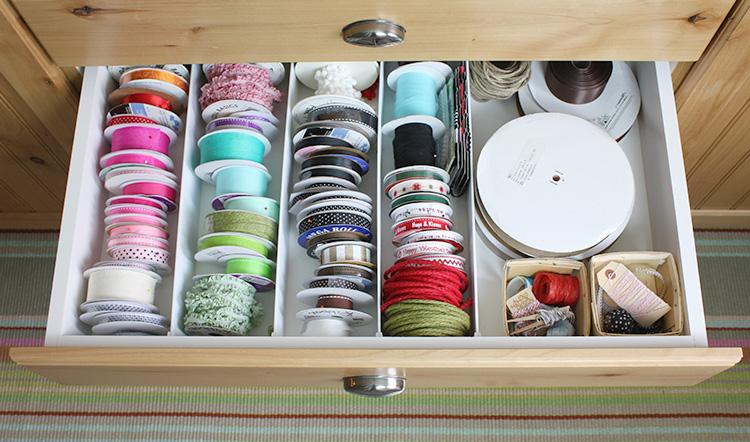 Ribbon Drawer