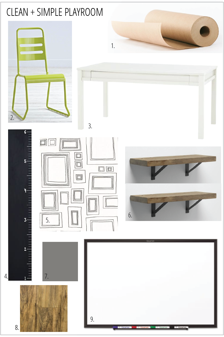 Playroom Style Board-01