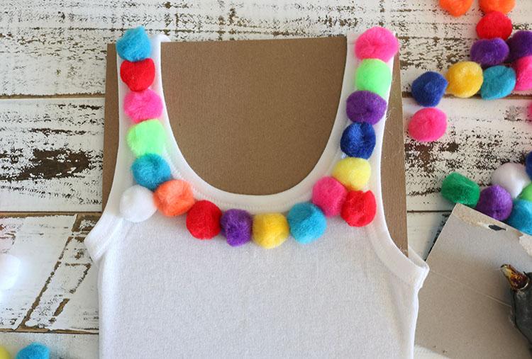 Make a Gum Ball Machine Costume