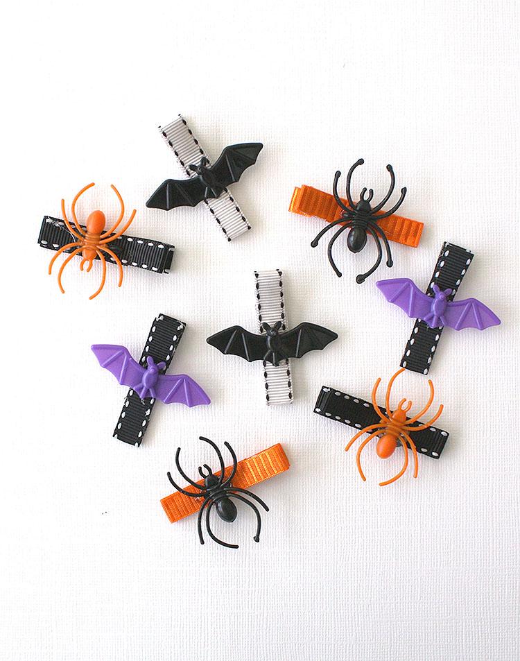 Halloween Hair Clips copy