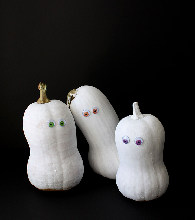 Squash Ghosts