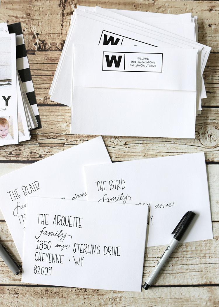 Customized Envelopes