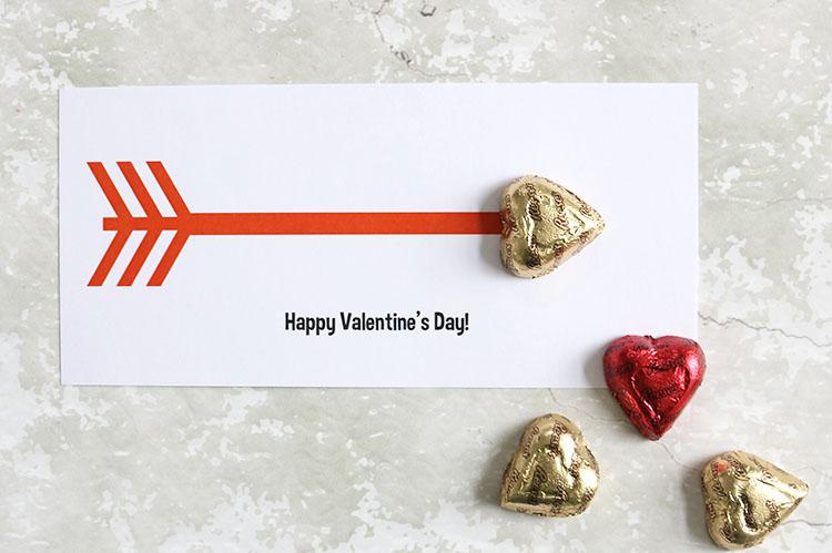 Arrow Class Valentines