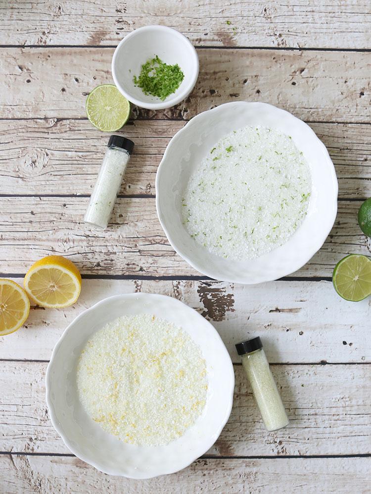 Easy DIY Bath Salt Recipe